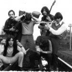 IMPRESS  1972 oben v.l.n.r. Manfred Pohl, Rainer Kirchmann, Axel Fischer, Jürgen Gebauer, unten v.l.n.r. Jürgen Sperling, Klaus Scharfschwerdt
