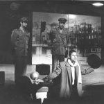 """PANKOW 1987 """"Paule Panke"""" als Theaterstück in Schwedt, Rainer Kirchmann als Operettenbuffo"""