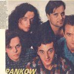 PANKOW 1989 v.l.n.r. Jürgen Ehle, Ingo York, André Herzberg, Rainer Kirchmann,  Stefan Dohanetz