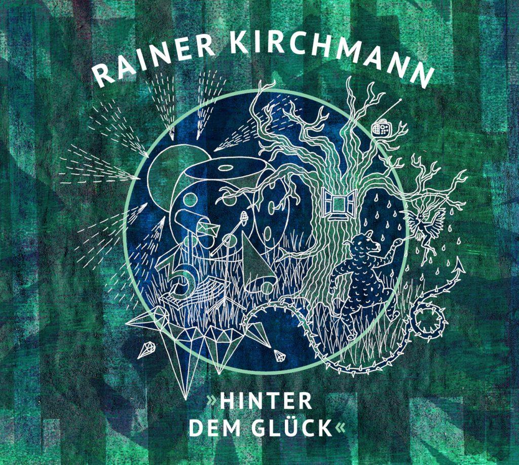 "Cover ""Hinter dem Glück"""