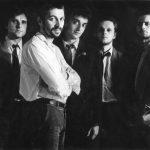 PANKOW 1981 erstes Bandfoto v.l.n.r. Rainer Kirchmann, Frank Hille, André Herzberg, Jürgen Ehle, Jäcki Reznicek